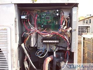 Intervento riparazione climatizzatore