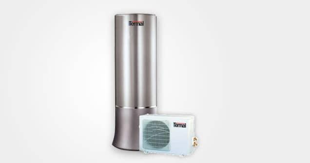 hw twtgs - HOTWATER – Scaldacqua in pompa di calore, modello split da 200 litri