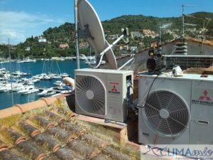 ricarica gas a condizionatori e climatizzatori Grosseto