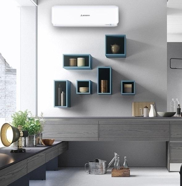 Condizionatori Mitsubishi - Vendita installazione condizionatori e climatizzatori