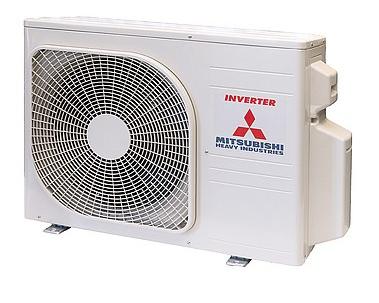 Caratteristiche Tecniche Unità esterna MITSUBISHI MULTISPLIT kW 4,50