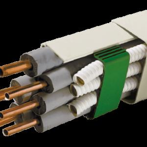 Canaline in PVC per condizionatori e climatizzatori
